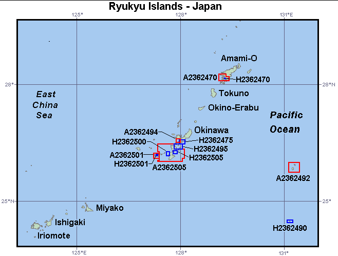 23 Ah Ryukyu Islands Japan